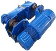 Передвижная электрическая таль (тельфер) Euro-Lift CDL1 (УСВ) г/п 2т, 6м