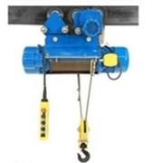 Передвижная электрическая таль (тельфер) Euro-Lift CD1 г/п 2т, 6м