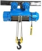 Передвижная электрическая таль (тельфер) Euro-Lift CD1 г/п 10т, 12м