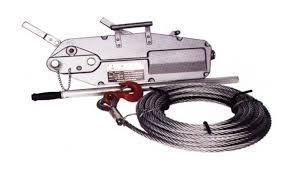 Ручная рычажная лебедка Euro-Lift MTM 5.4 20м