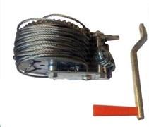 Барабанная ручная лебедка Euro-Lift HHW25-45 1,1т