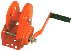 Барабанная ручная лебедка с автоматическим тормозом Euro-Lift AHW26A 1180кг 10м