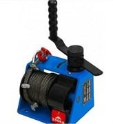 Червячная ручная лебедка Euro-Lift VS1000 1000кг 35м