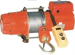 Электрическая лебедка Euro-Lift KDJ-300E1 300кг, 70м