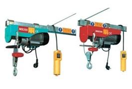 Электрический тельфер (мини-таль) Euro-Lift PA-100A 50/100кг