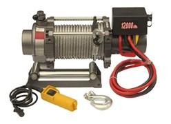 Автомобильная электрическая лебедка Euro-Lift DW12000-12 12v
