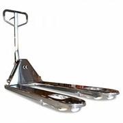 Гидравлическая тележка (рохля) Oxlift OX20-steel 2т