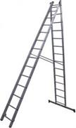Двухсекционная лестница Vira 2х11