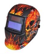 Сварочная маска Хамелеон Aurora A777 Heavy-Metall
