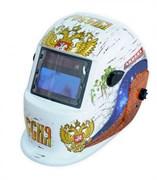Сварочная маска Хамелеон Aurora A777 Russian Style