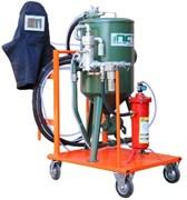 Абразивоструйная установка Zitrek DSMG-100Ф-КПДУ 015-1155