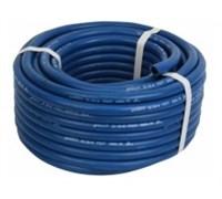 Кислородный сварочный рукав Zitrek 6,3мм (40 м), III кл, синий 079-0721