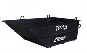 Тара для раствора Zitrek ТР-1,5 021-2090