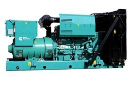 Дизель генератор Cummins C500D5e