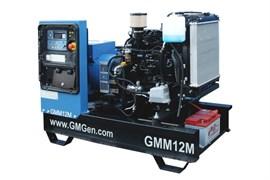 Дизель генератор GMGen GMM12M