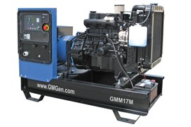 Дизель генератор GMGen GMM17M