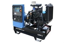 Дизель генератор GMGen GMM12