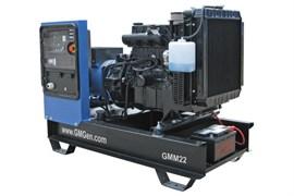 Дизель генератор GMGen GMM22