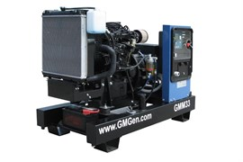 Дизель генератор GMGen GMM33
