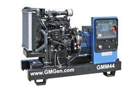 Дизель генератор GMGen GMM44