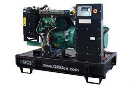 Дизель генератор GMGen GMC33