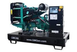 Дизель генератор GMGen GMC66