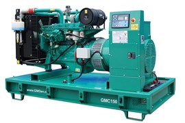Дизель генератор GMGen GMC150