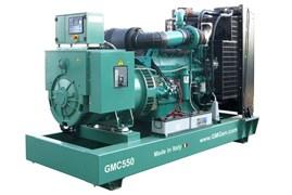 Дизель генератор GMGen GMC550