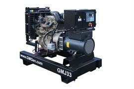 Дизель генератор GMGen GMJ33