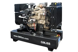 Дизель генератор GMGen GMJ88