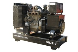 Дизель генератор GMGen GMJ110
