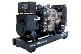 Дизель генератор GMGen GMJ130