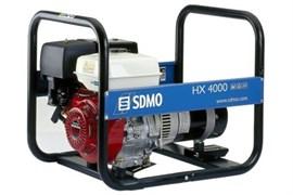 Бензиновый генератор Kohler-SDMO HX 4000
