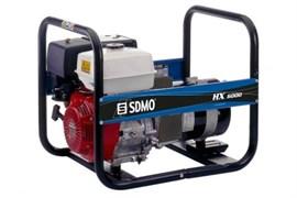 Бензиновый генератор Kohler-SDMO HX 6000 C
