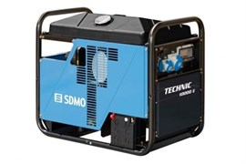 Бензиновый генератор Kohler-SDMO TECHNIC 10000 E