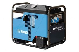 Бензиновый генератор Kohler-SDMO TECHNIC 10000 E AVR