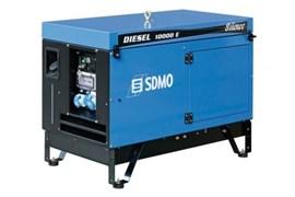 Дизельный генератор Kohler-SDMO DIESEL 10000 E SILENCE