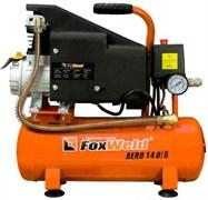 Безмасляный поршневой компрессор FoxWeld AERO 140/8