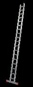 Алюминиевая приставная лестница Krause Sibilo 18 ступеней 129154 (121813)