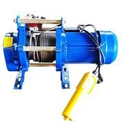 Электрическая лебедка г/п 300 кг 30/15м KCD300