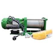 Электрическая лебедка г/п 300 кг 100/50м KCD300A