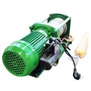 Электрическая лебедка г/п 400 кг 100/50м KCD400A