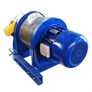 Электрическая лебедка г/п 1000 кг 100/50м KCD1000