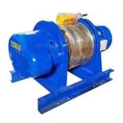 Электрическая лебедка г/п 1500 кг 60/30м KCD1500