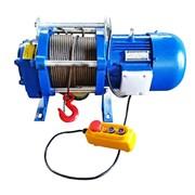 Электрическая лебедка г/п 500 кг 60/30 380м KCD500
