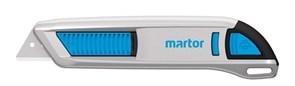 Безопасный нож с трапециевидным лезвием 65232 MARTOR SECUNORM 500 17мм 50000110.02