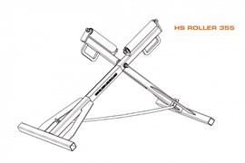 Роликовая опора RITMO HS Roller 355 87568601