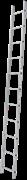 Алюминиевая приставная лестница Новая Высота NV 121 12 ступеней 1210112
