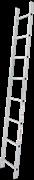 Алюминиевая приставная лестница Новая Высота NV 121 8 ступеней 1210108