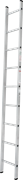 Алюминиевая приставная лестница Новая Высота NV 121 9 ступеней 1210109